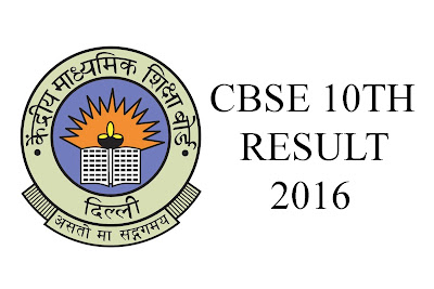 CBSE 10th results 2016