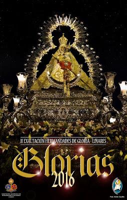 Cartel de Gloria Linares