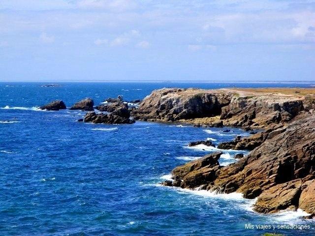 Península de Quiberon, Francia