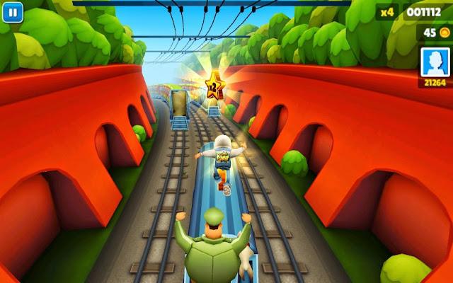 تحميل لعبة صب واي Subway للكمبيوتر من ميديا فاير