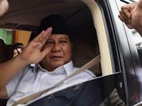 Ternyata Benar, Prabowo Bertemu JK Kamis Sore