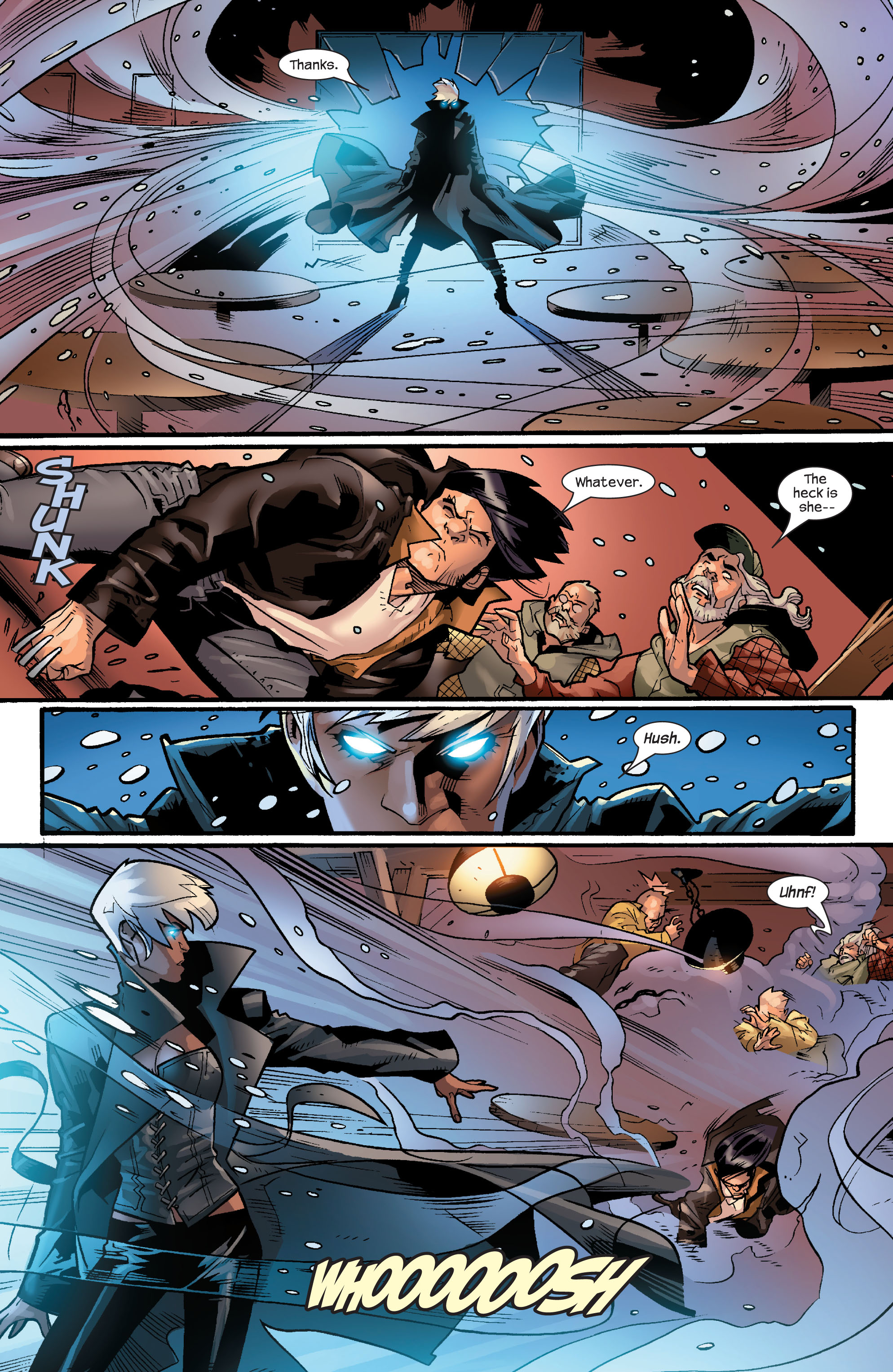 Read online Ultimate X-Men comic -  Issue #59 - 15