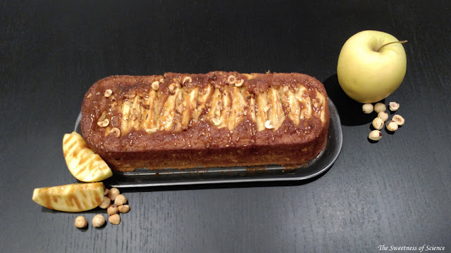 bizcocho-de-toffee-y-manzana, apple-toffee-cake