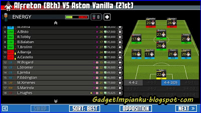 Game Bola Android Ringan