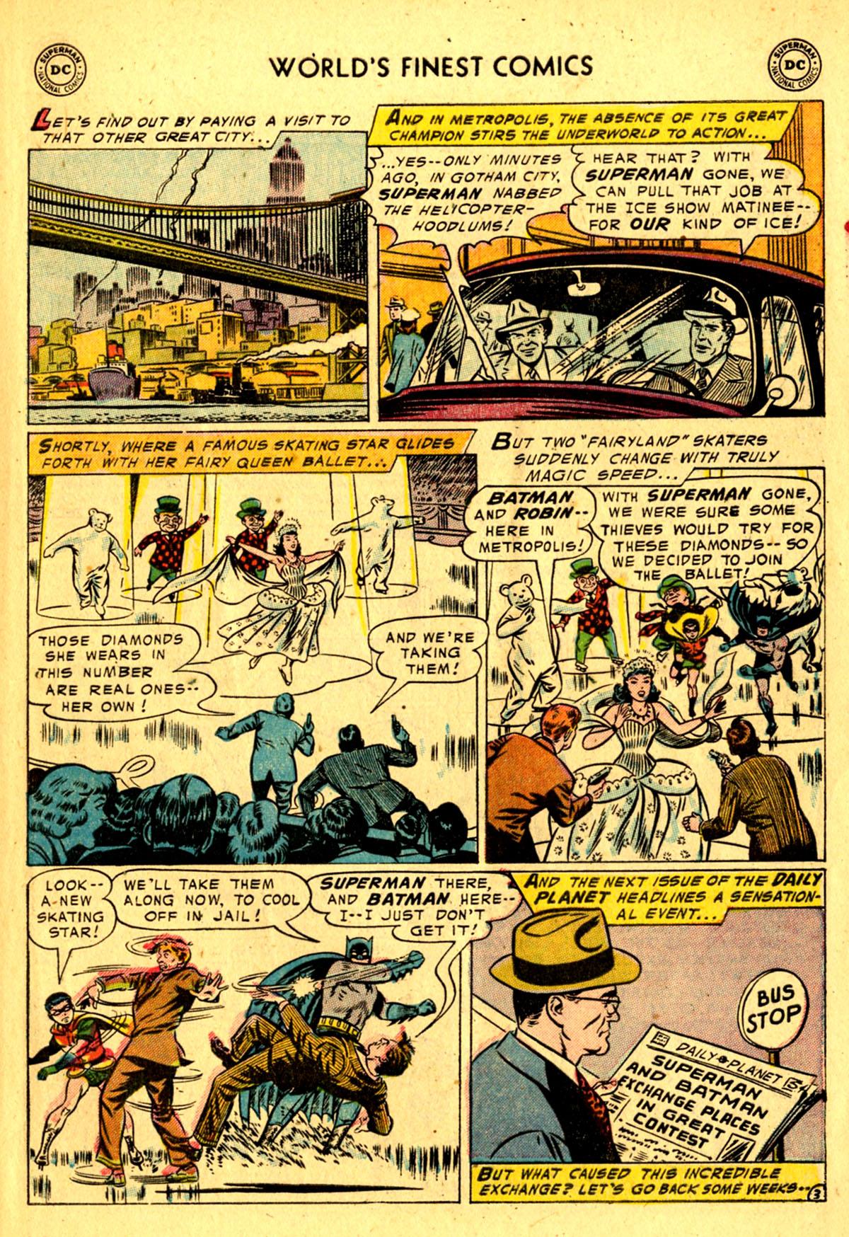 Read online World's Finest Comics comic -  Issue #76 - 5