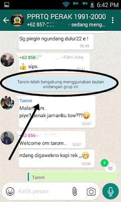 Cara Memasukan Anggota ke Grup WhatsApp Tanpa Bantuan Admin