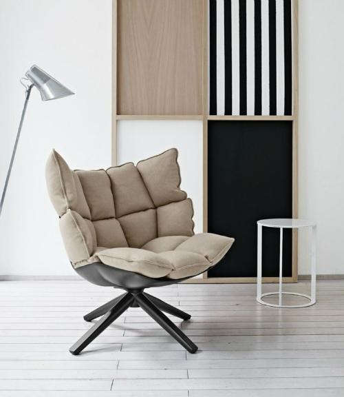 Über die viel zu kurze Begegnung mit einem Sessel