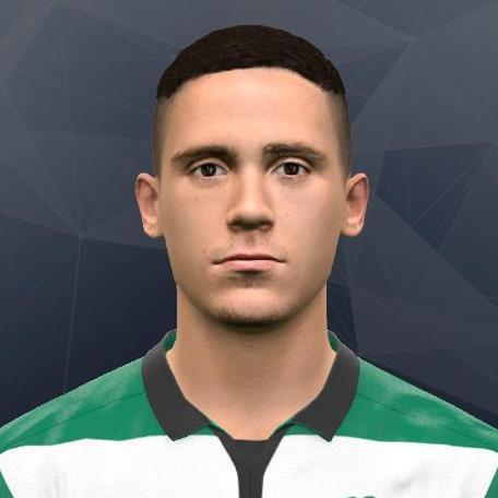Daniel Podence Face PES 2017