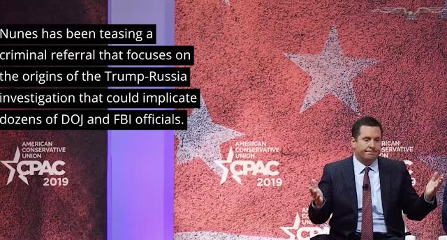 Devin Nunes: FBI used 'full force of our intelligence agencies' against Trump