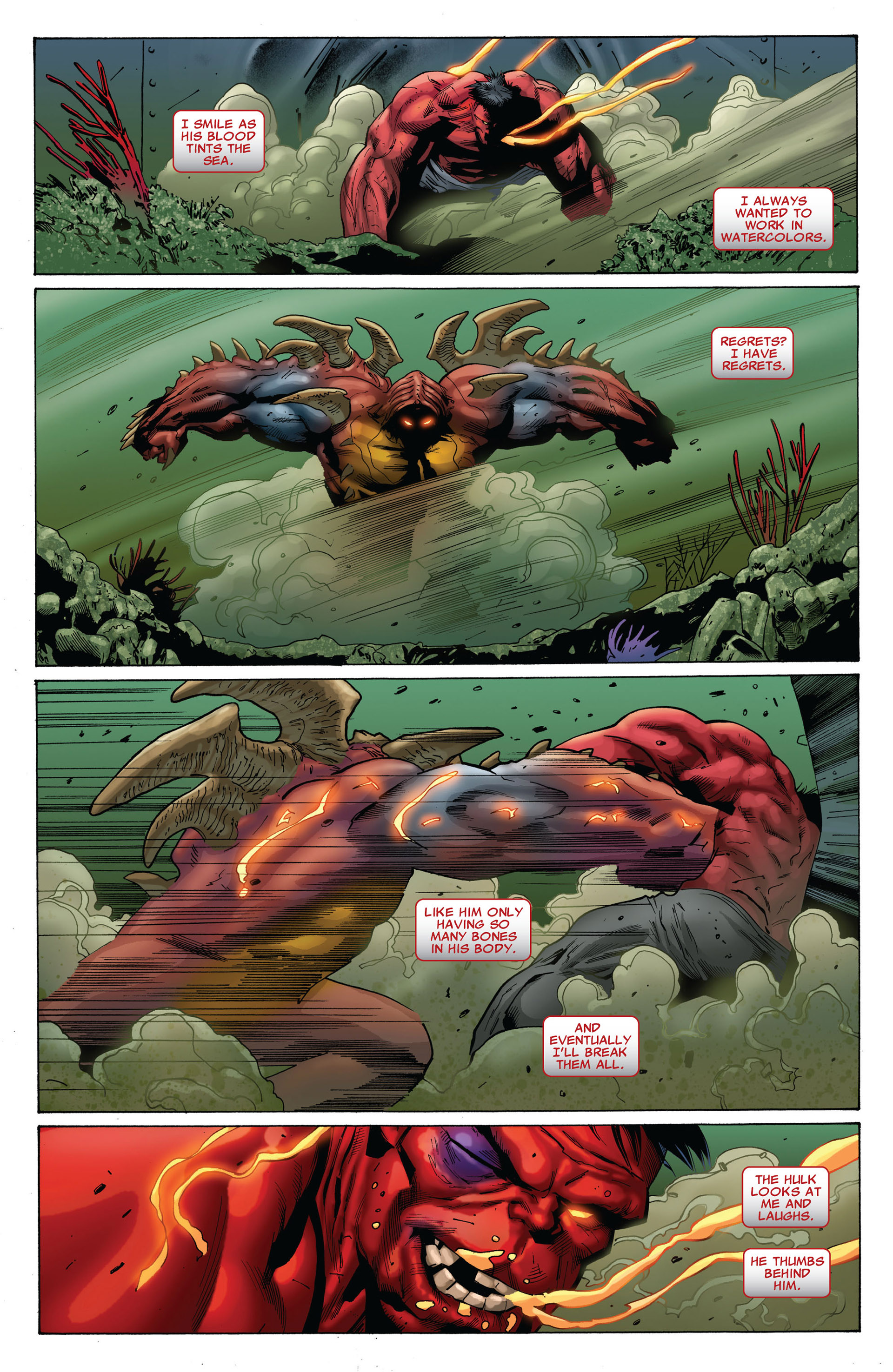 Read online Uncanny X-Men (2012) comic -  Issue #11 - 18