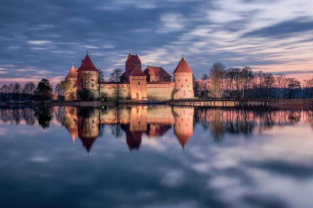 Castle Trakai Lituania