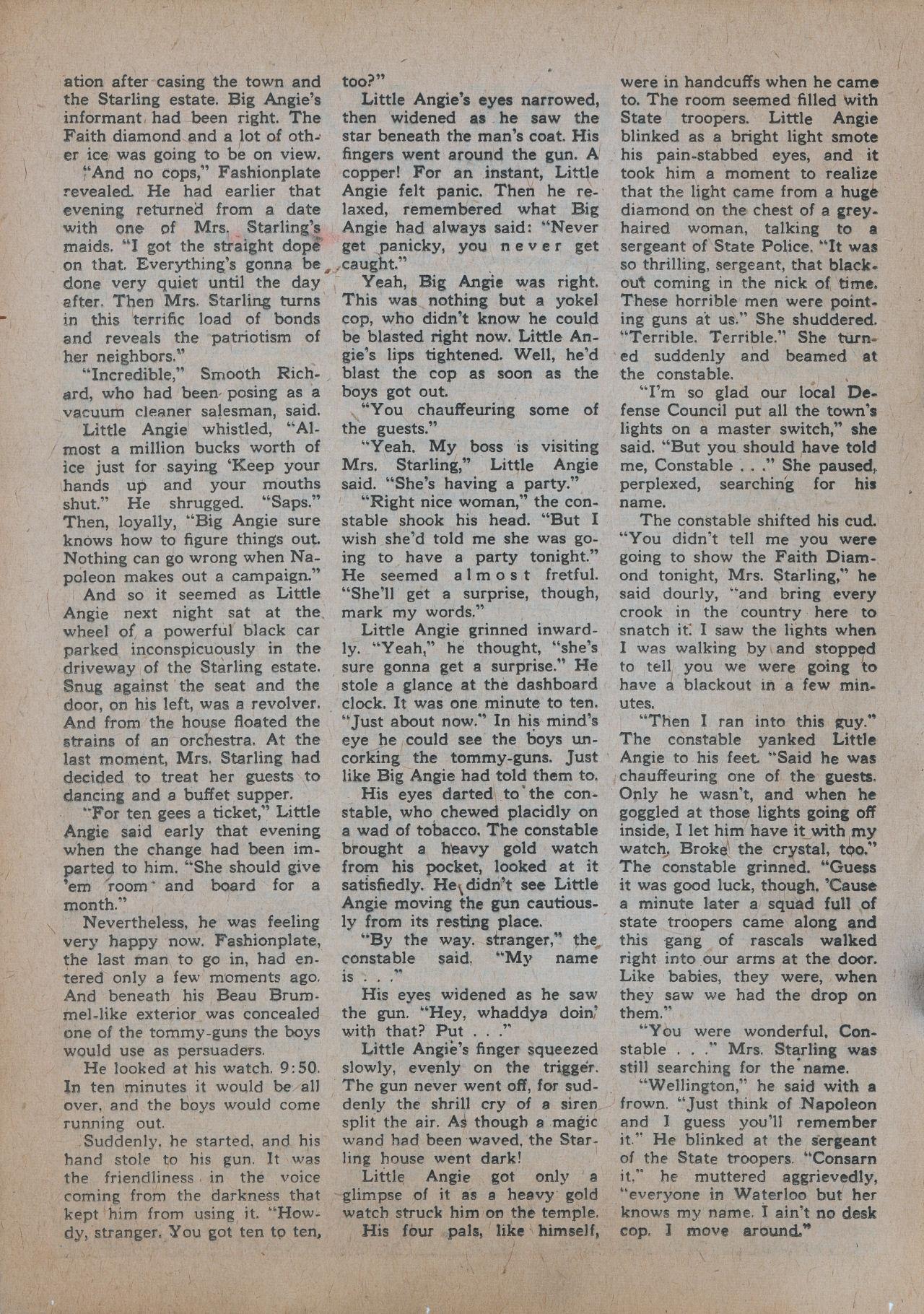 Read online Detective Comics (1937) comic -  Issue #101 - 34