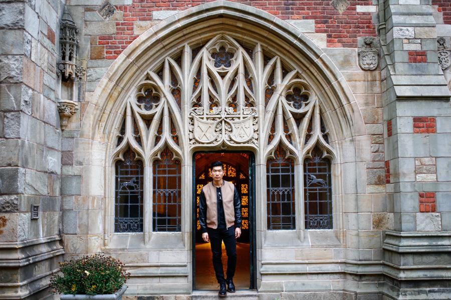 Levitate Style, H&M, J&M 1850, Yale University, Leo Chan, Alicia Mara, menswear, Fall Style