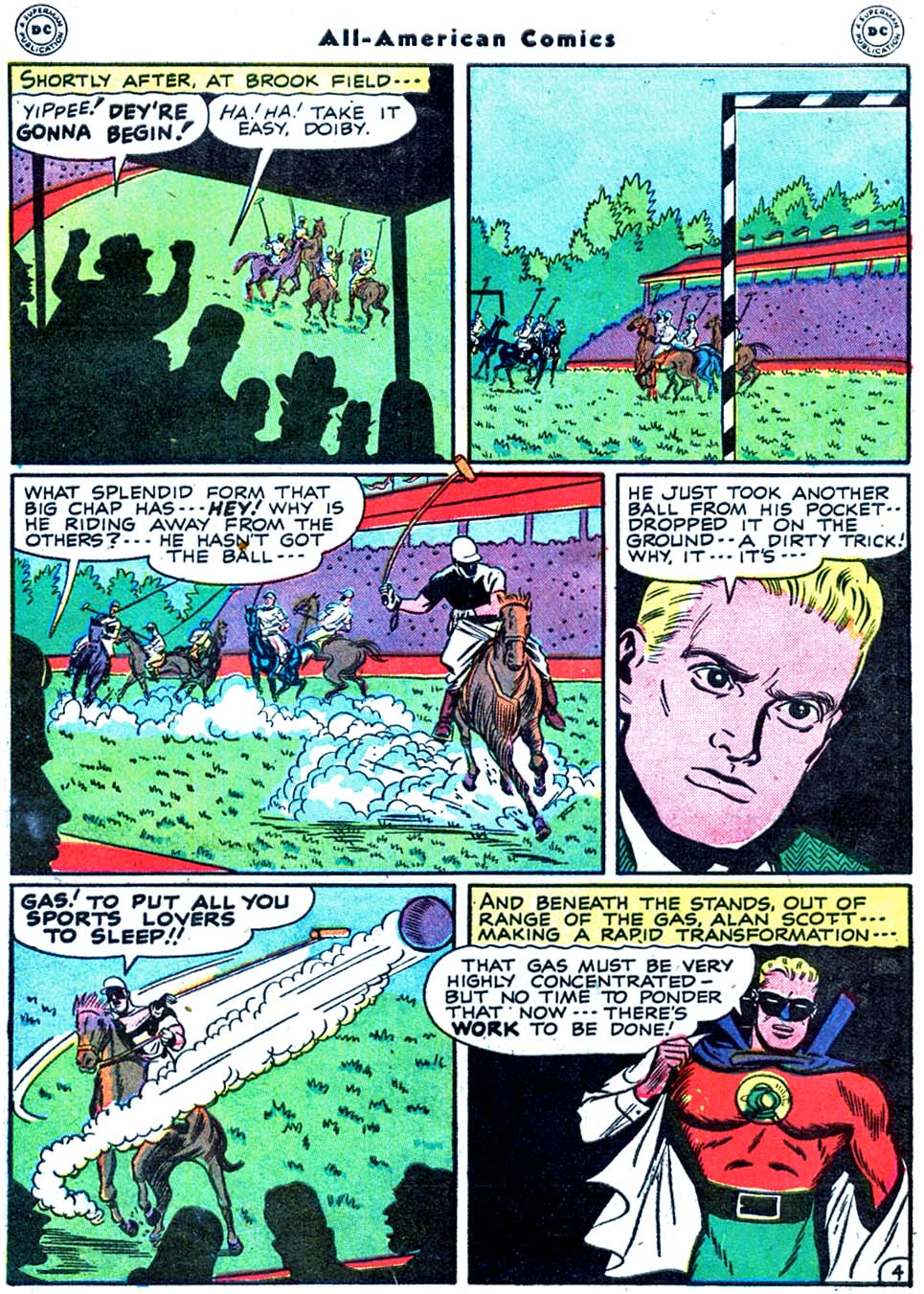 Read online All-American Comics (1939) comic -  Issue #85 - 14