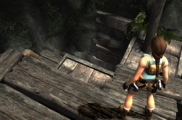 Tomb Raider Anniversary Free Download Games