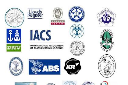 Badan Klasifikasi Kapal (Classification society)