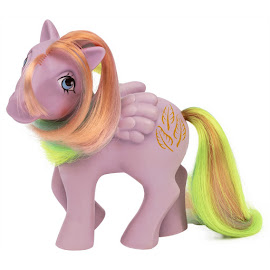MLP Tickle Classic Rainbow Ponies II G1 Retro Pony