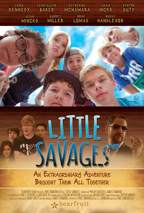 Little Savages [2015] [DVDR] [NTSC] [Subtitulado]