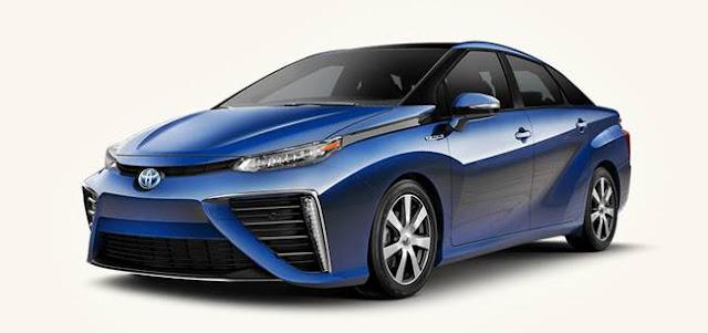 2016 Toyota Mirai Release Date
