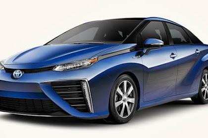 Toyota Mirai Release Date 2016