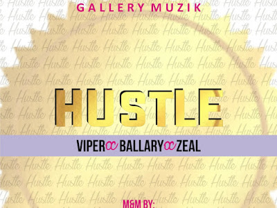 NHV MUSIC: HUSTLE VIPER FT BALLARY X ZEAL (M&M BY: THEGENERAL)