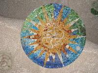 El ciclo anual del sol, la luna, el estaciones y el zodiaco.
