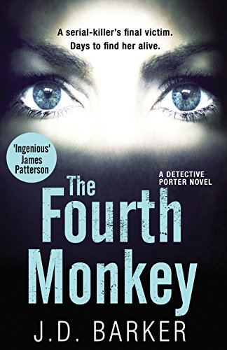 the-fourth-monkey, jd-barker, book