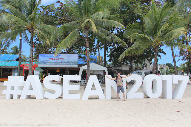 #ASEAN2017 in Boracay, Philippines