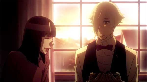 Death Parade - anime winter 2015