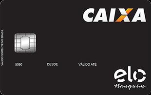 Solicitar Cartão de Crédito Caixa Elo Nanquim