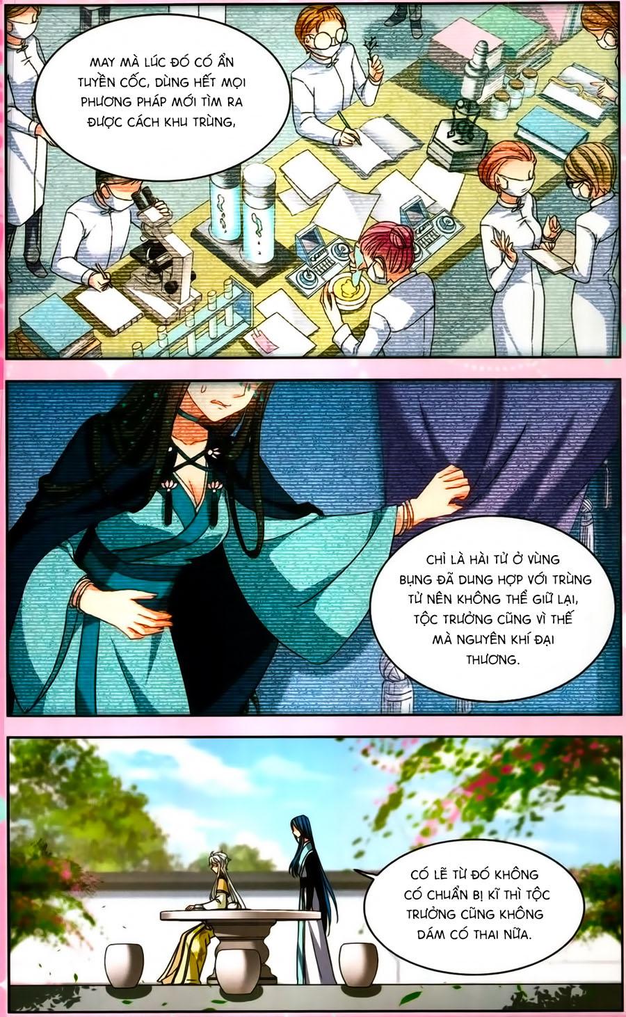 Thiên Giáng Hiền Thục Nam Chap 129.5