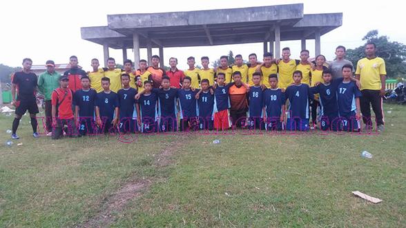 Piala Menpora, Mesuji Siapkan Kesebelasan U-16