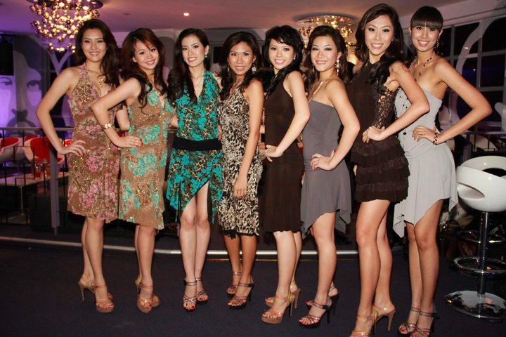 Beauty and secret: Miss Singapore Universe 2011 Pageant