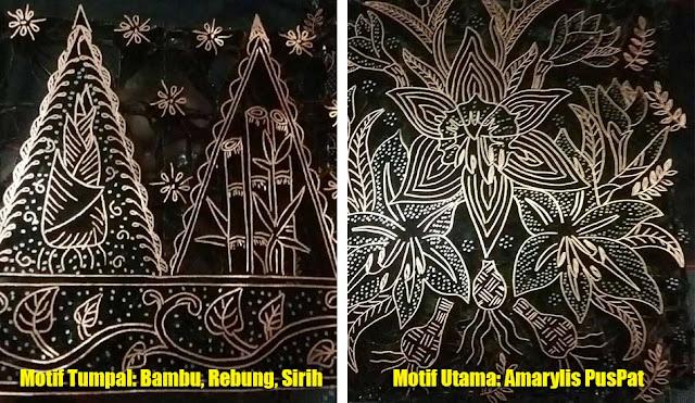 Batik Amrylis