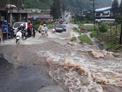 Banjir Bandang Sibolangit