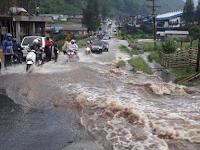 Sejumlah mahasiswa menghilang di Banjir Bandang Sibolangit