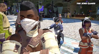 Final Fantasy xiv dark skin