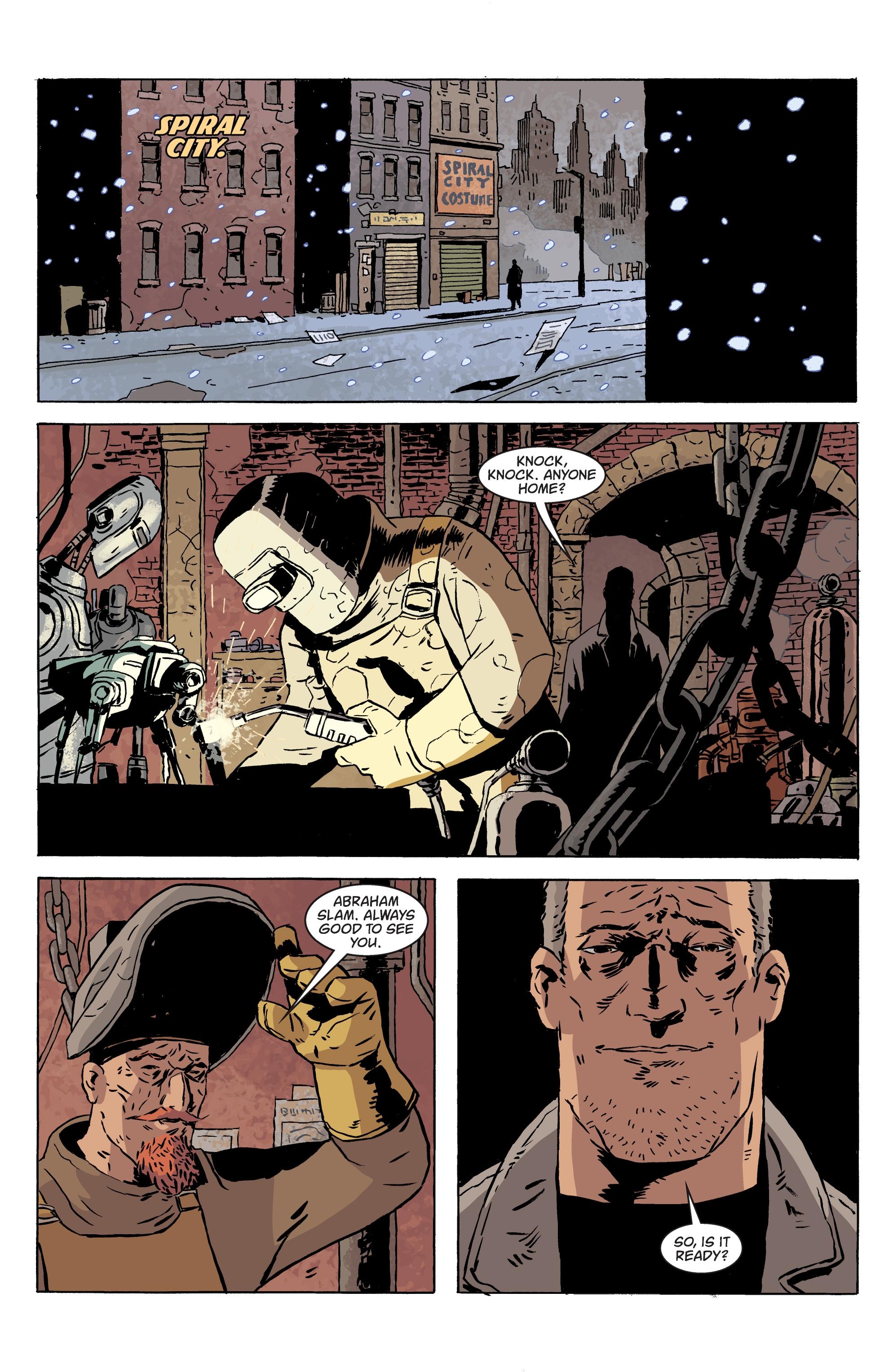 Read online Black Hammer comic -  Issue #10 - 4
