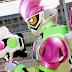 Kamen Rider Ex-Aid presenteia duas gerações de fãs de videogames