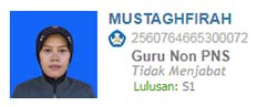 MUSTAGHFIRAH