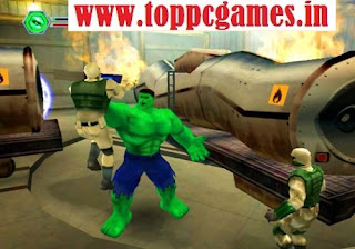Hulk Pc Game Highly Compressed