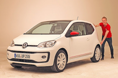 Volkswagen Up! front hd images 02