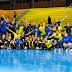 Brasil bate Argentina e é ouro no handebol feminino dos Jogos Sul-Americanos