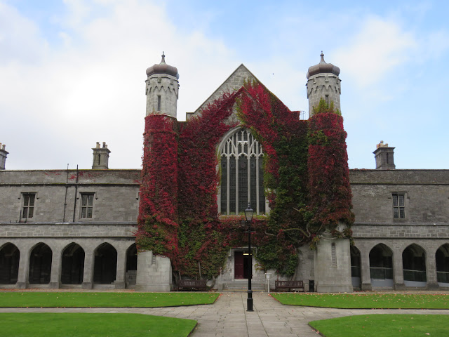 What to do in Galway: Visit the NUI Galway Quadrangle