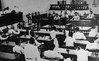 Perumusan dan Penetapan Undang-Undang Dasar Negara Republik Indonesia Tahun 1945