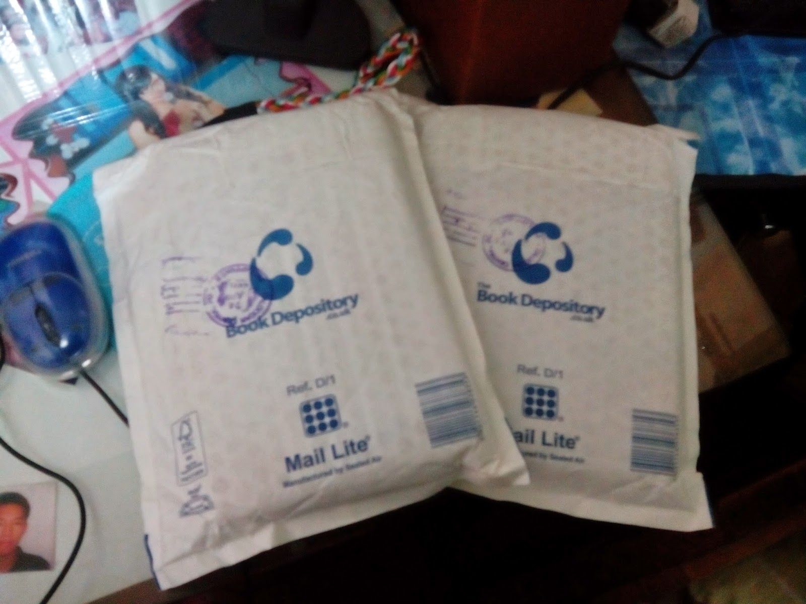 Review: The Book Depository to the Philippines - The