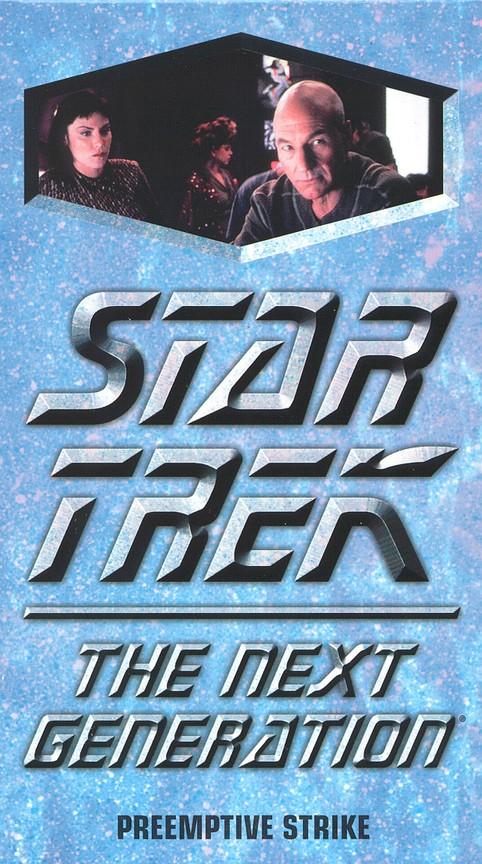 Star Trek: The Next Generation - Season 7 Episode 24: Preemptive Strike