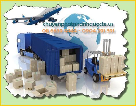 Dịch vụ gửi hàng đi nước ngoài giá rẻ nhất sài gòn và Hà nội