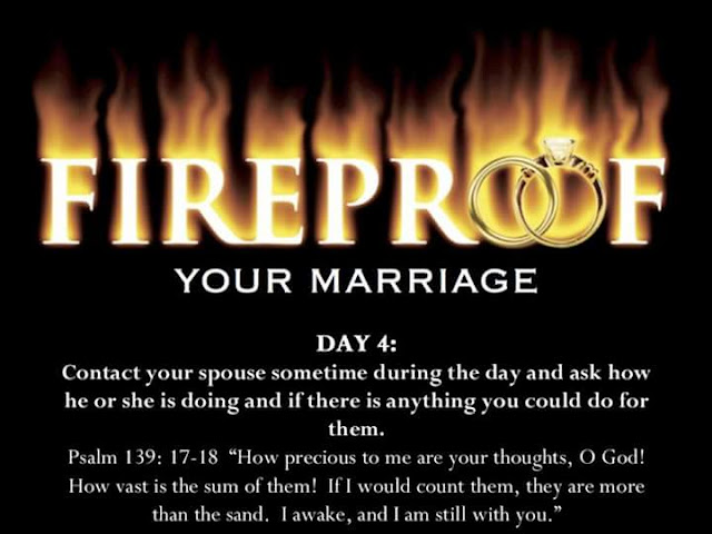 fireproof marriage and god Description the fireproof your marriage participant's guide is founded on biblical principles for strong, god-centered, marriages with the participant's guides couples engage in a 6-session study with an easy format that integrates key scriptures, group discussion and individual and couple's devotions.