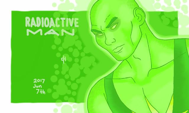 Marvel, Radioactive Man